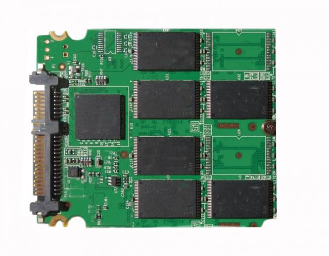 SSD-Chip Vernichtung